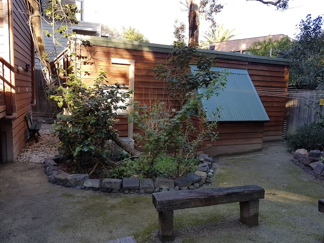 Cottage in the garden, close to everything - 霍桑(Hawthorn)