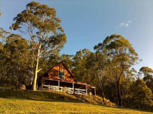 Wallaby Leap, Spa Lodge, Eaglereach - Vacy