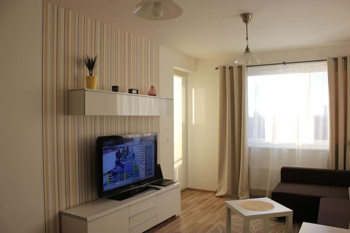 Cosy apartment in a quiet location Praha Uhrineves - Praha - Leilighet