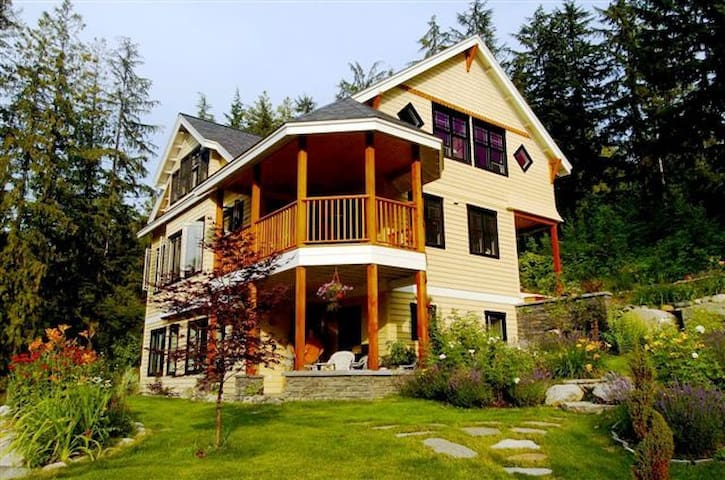 Gorgeous Home with mountain views - Nelson - Hus