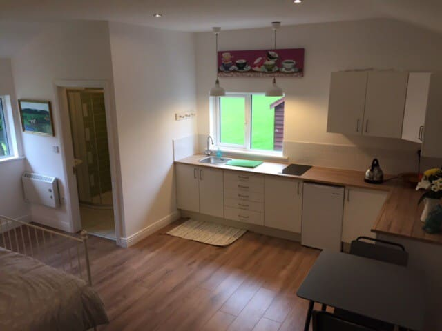 Private studio with character - Ashbourne - Apartament