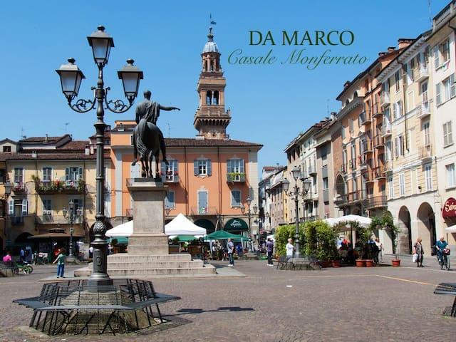 A due passi dal centro! - Casale Monferrato - Appartement