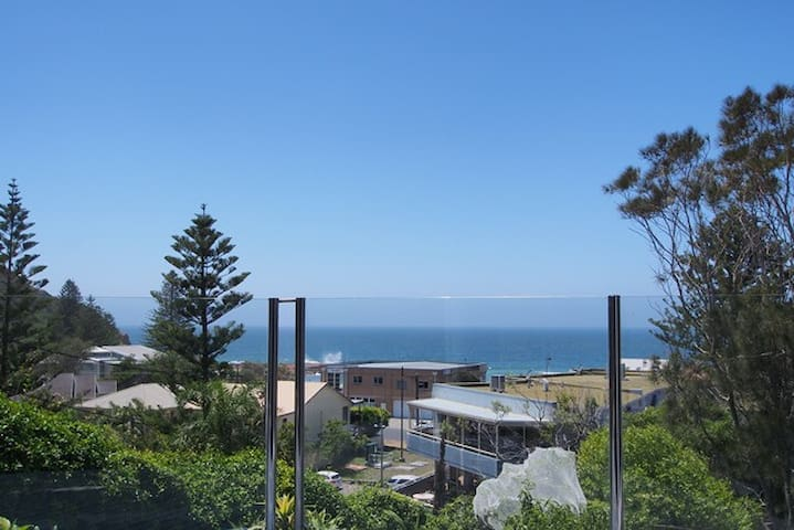 Fabulous ocean views,  a relaxing place to unwind. - North Avoca - Ev