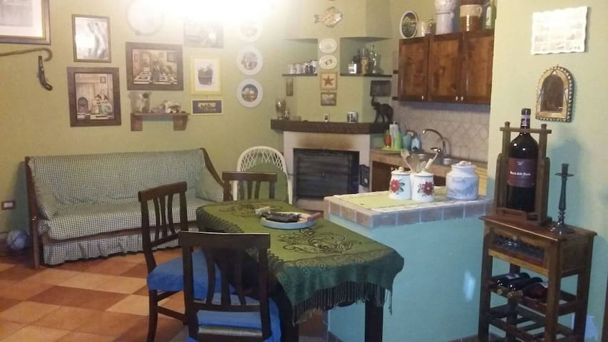 Tiny and Comfortable house in the heart of Sapri - Sapri