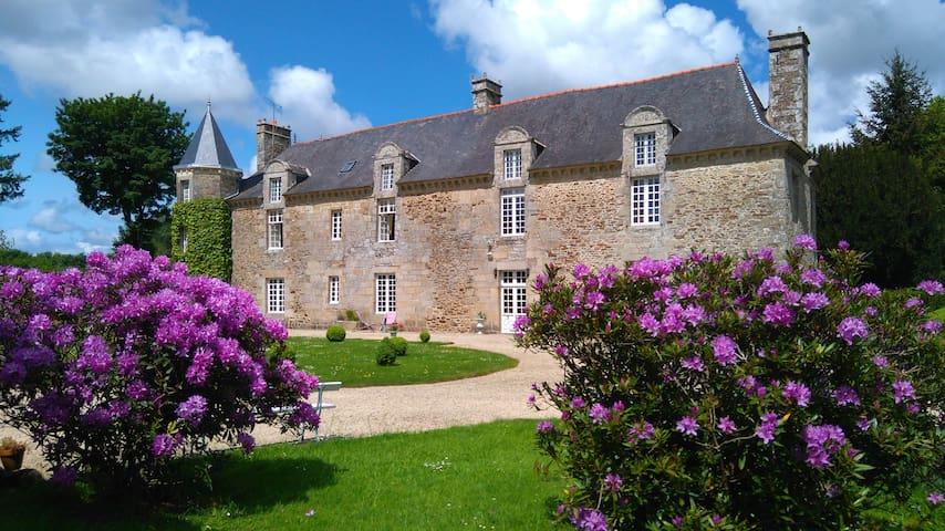 TREGOUET 3 chambres    115 € par chambre et nuit - Corseul - Castelo