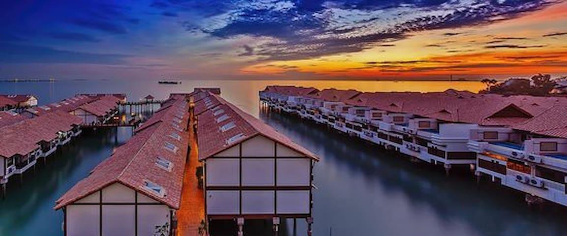 PD LEXIS-Balinese inspired resort - Port Dickson