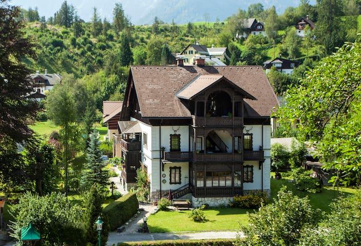 Villa Kristina #7 - Loserblick - Bad Aussee - Bed & Breakfast