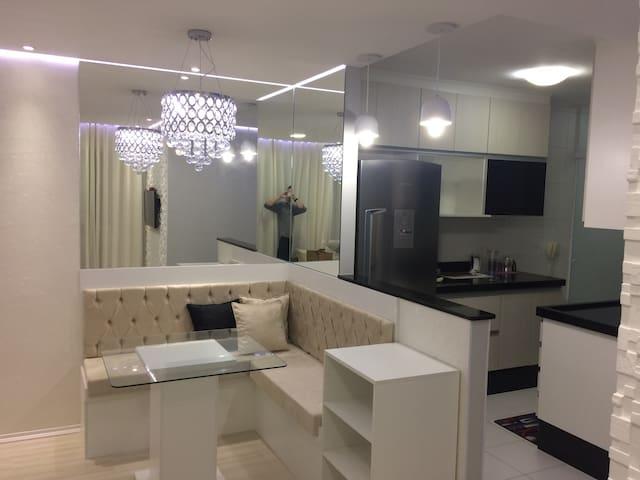 Lindo, Confortável e Aconchegante - São Paulo - Apartemen