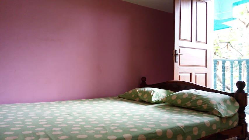 2 BHK Apartment @ Ana Guest House Varca - Benaulim - Lägenhet