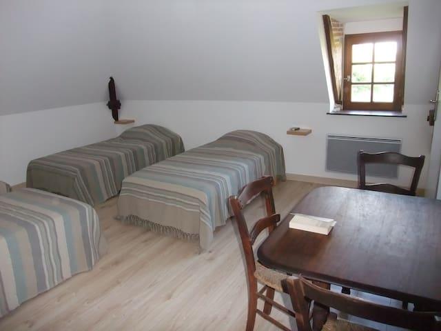Family modular bedroom near Rocamadour - Biars-sur-Cère