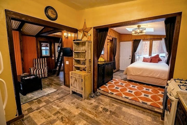 Upscale, private, fully renovated, artist designed - Idyllwild-Pine Cove