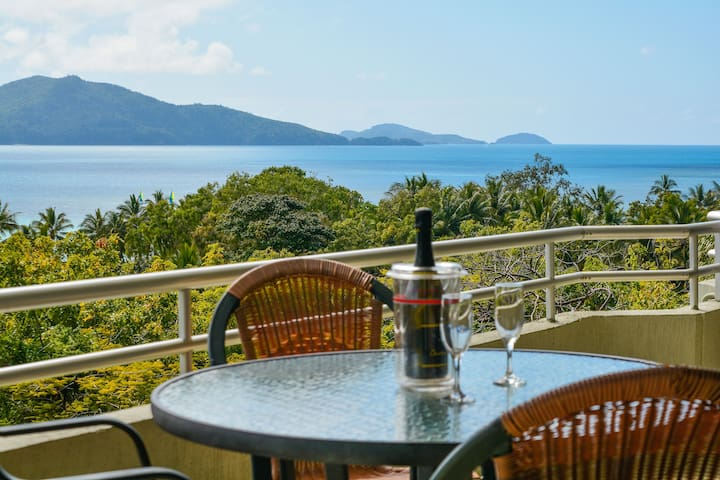 Poinciana 107, great views, plus buggy included. - Whitsundays - Appartement