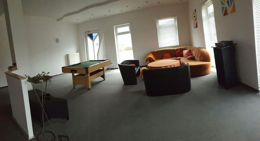 Zimmer für Geschäftsreisende - Münnerstadt - Bed & Breakfast