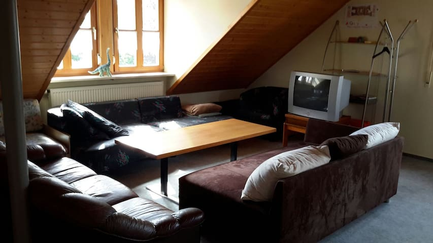 Cosy 2 room appartement in the heart of franconia - Bad Windsheim - Appartamento