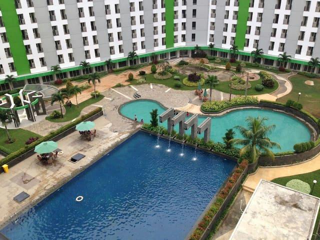 Apartemen harian Green lakeview ciputat - ciputat - Apartmen