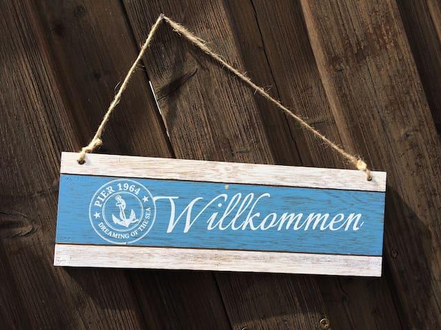 Haus im Schilf - Gemeinde Weiden am See - Dom
