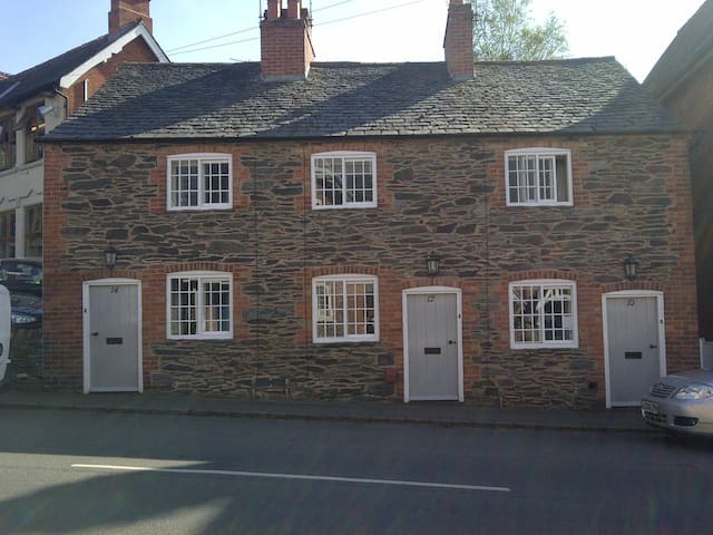 One Bed Cottage in the Heart of Charnwood Forest - Woodhouse Eaves - Hus