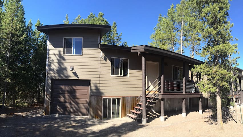 Home away from home - West Yellowstone