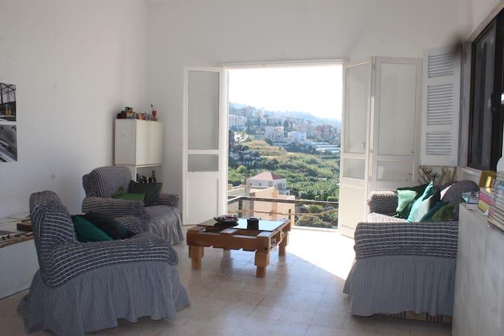 Architect Studio with beautiful view - Fidar - Departamento