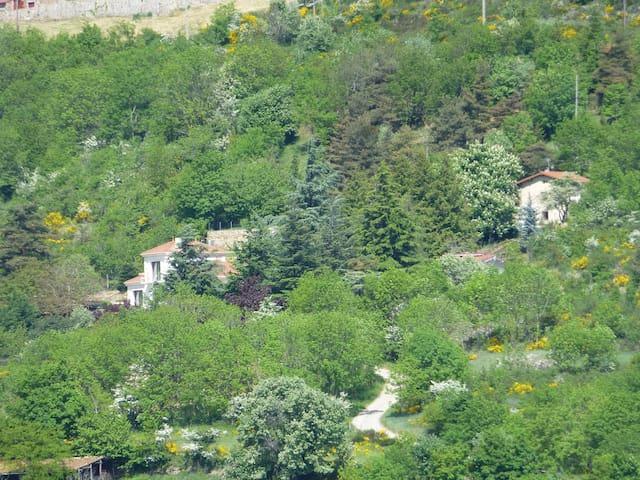 Maison au coeur de l'Ardèche - Saint-Félicien - Casa