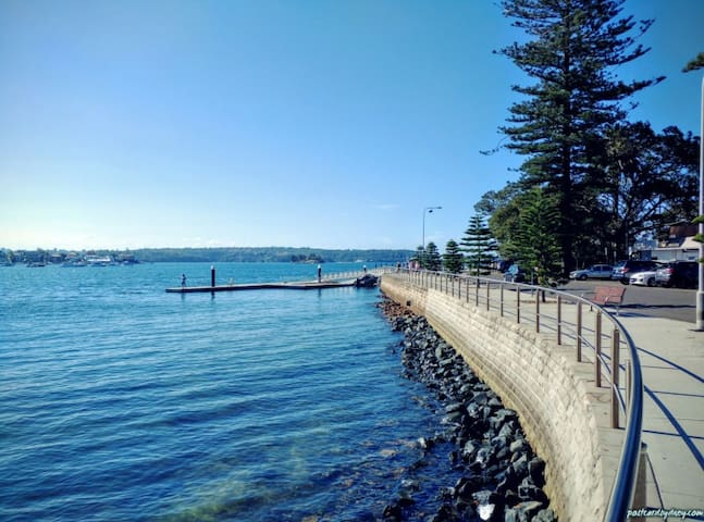 Beautiful Sydney Apartment - Rose Bay - Appartement
