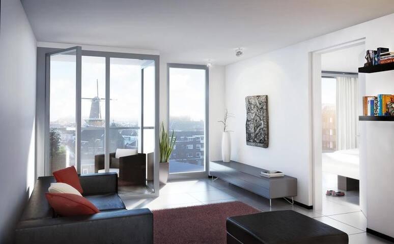 Penthouse Utrecht City Center + jacuzzi - Utrecht - Loft