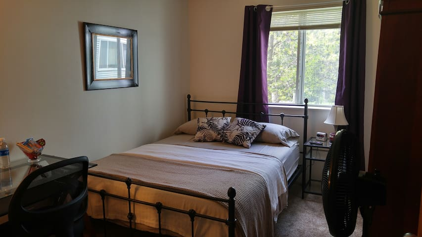 10 min walk to Mayo Clinic & 5 min to Civic Center - Rochester - Apartemen
