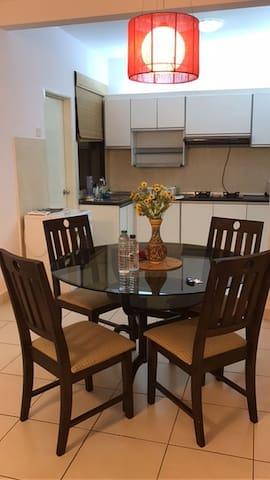 Well-furnished Avilla Condominium, Puchong Jaya - 蒲種(Puchong) - 公寓