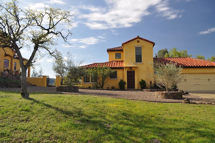Unplug and Disconnect in the Sierra Foothills - Fiddletown - Guesthouse