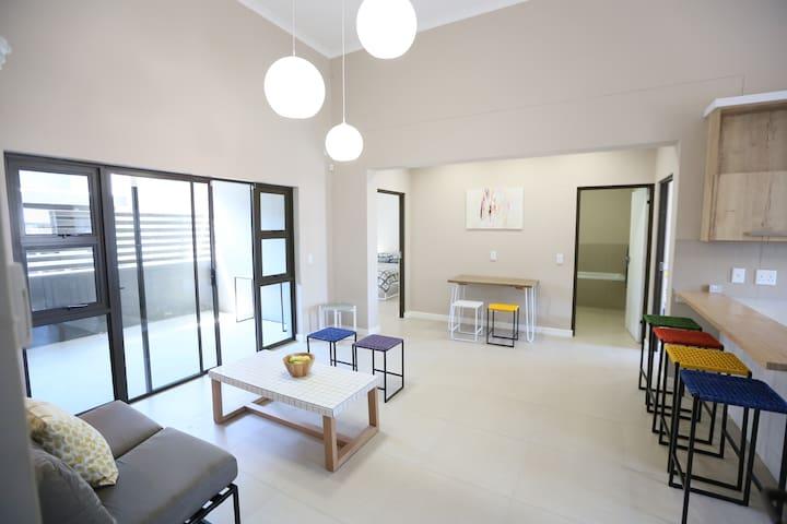 Modern Lifestyle Apartment - Windhoek - Apartmen