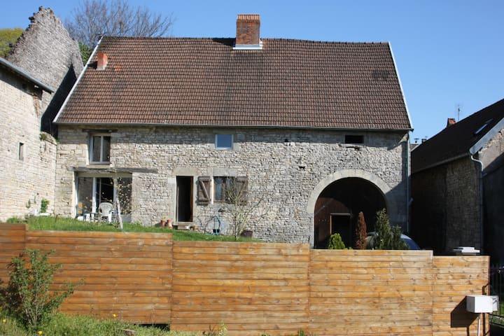 Maison individuelle à Membrey - Membrey - Rumah