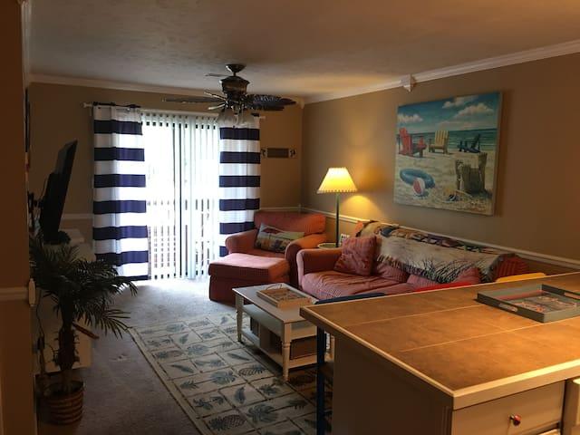 1br Condo in Garden City*sleeps 4/5 - Murrells Inlet - Apartament