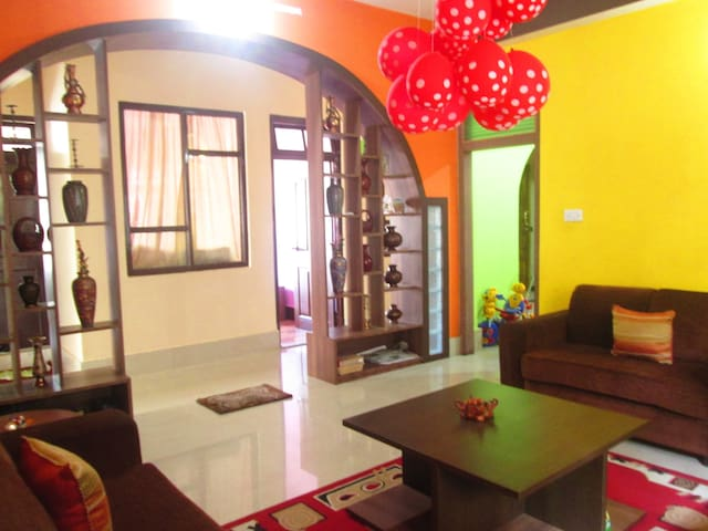 Experience Local Home in Urban Hills - East Sikkim