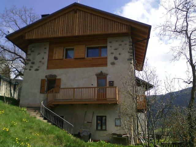 Antico Maso nella valle incantata - openspace - Sant'Orsola Terme - Maison