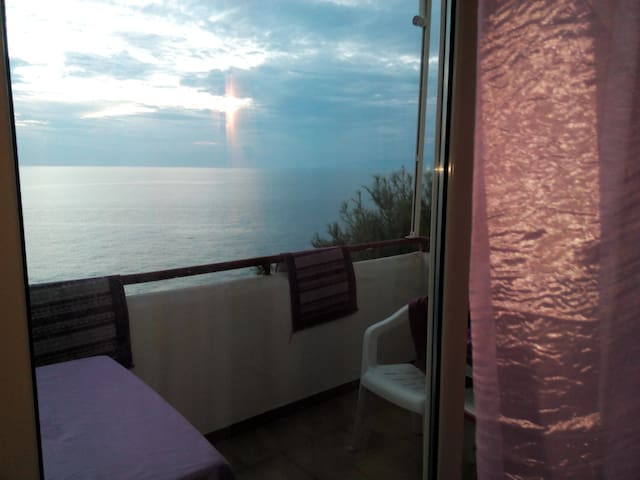 Studio just 50 meters from the sea - Scalea - Appartement