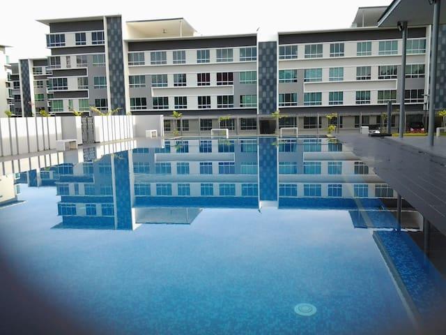 Kota Kinabalu Homestay.  Very clean & comfortable - Kota Kinabalu - Byt