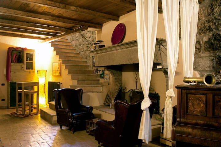 La locanda della Musica - Vitorchiano - Huis