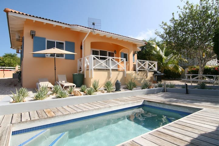 Dushi Villa with private Pool on Curaçao - Willemstad - Dom
