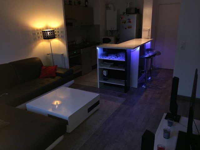 Beau T2 Disney a 15min, 30 de paris - Tournan-en-Brie - Wohnung