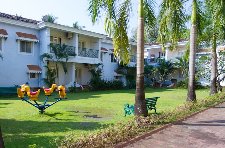 The Hideaway - South Goa - Appartement