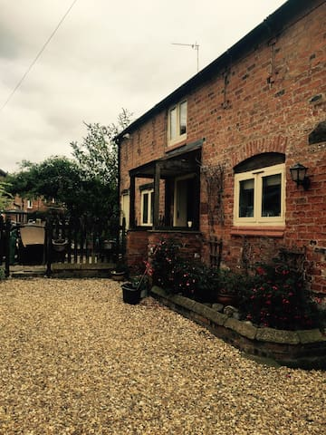 The old stables - Farndon - Huis