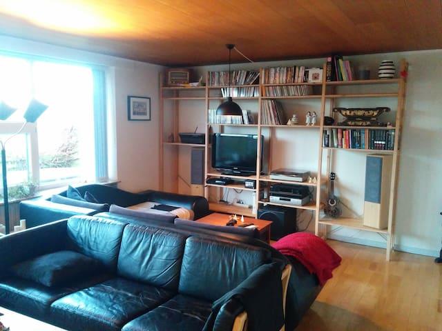 Sofa tæt ved Aalborg lufthavn - Vadum - Maison
