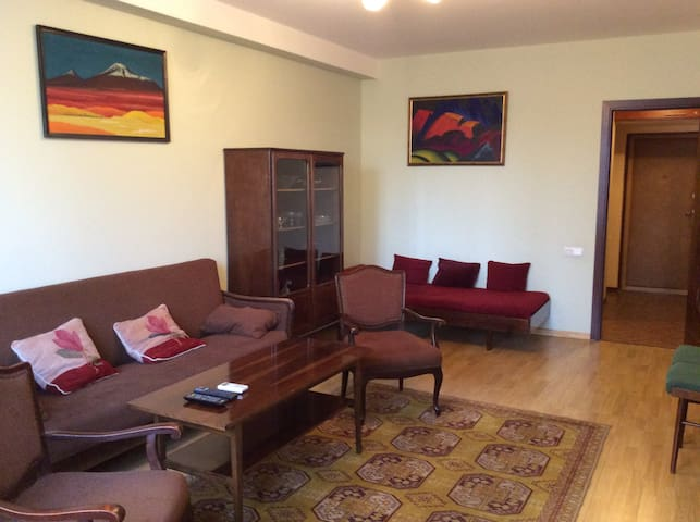 Cosy apartment in the Downtown - Jerewan