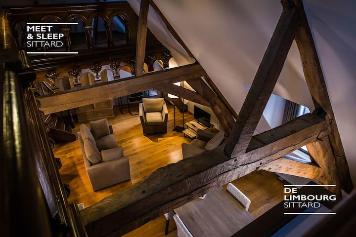 Historical and modern appartment in Sittard! - Sittard - Lägenhet