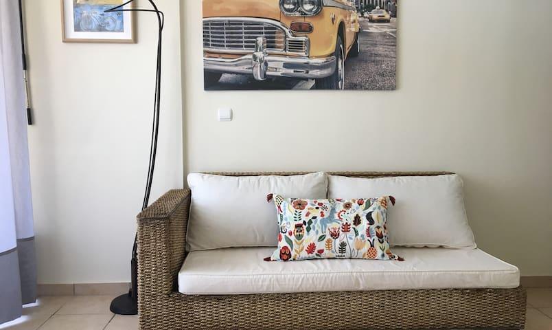 Modern studio in Ioannina - Ioannina - Appartement