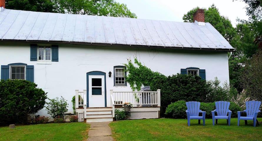 1786 Hudson Valley Farmhouse - Red Hook