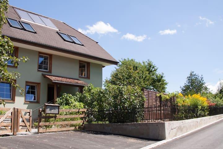Zimmer in renoviertem Bauernhaus - Villmergen - Casa