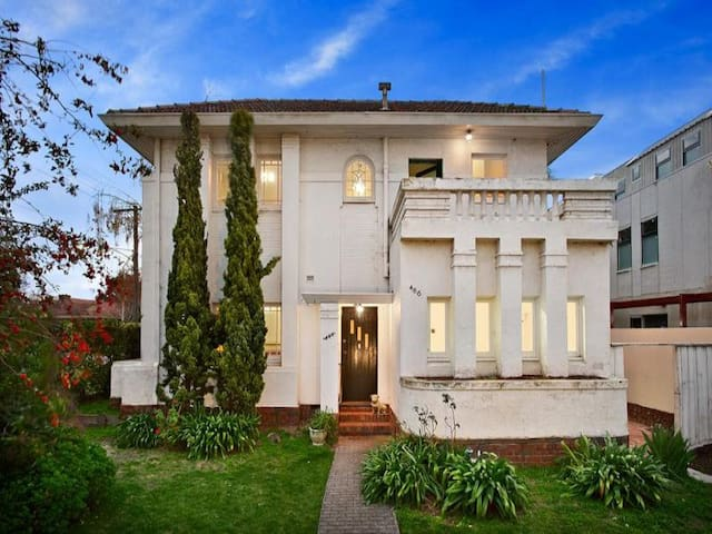 Art Deco 2br Entire House - Caulfield South - Ev