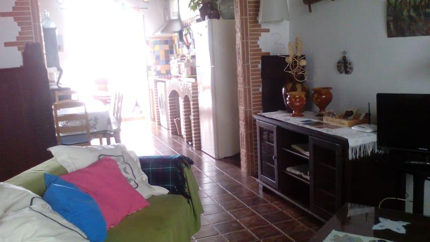 Casapapika casa rural Fuenteheridos - Fuenteheridos - Hus