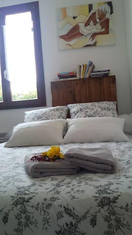 Chambre douce  au bord de mer - Pornic - Bed & Breakfast